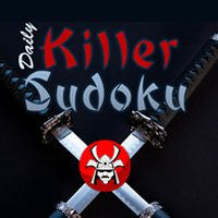 CLICK TO PLAY Killer Sudoku